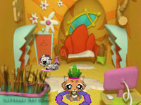 New story and mini-games in Littlest Pet Shop: City Friends