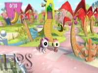 New story and mini-games in Littlest Pet Shop Friends