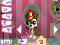 Customization options in Littlest Pet Shop Friends