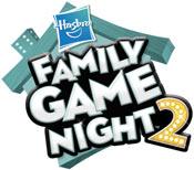 Hasbro Family Game Night 2 game logo