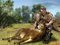 Create your own trophy buck