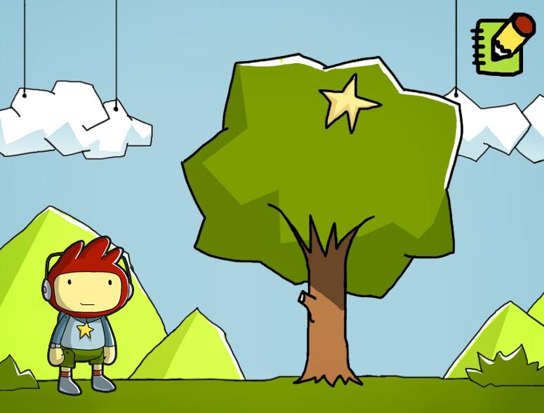 Amazon com: Scribblenauts - Nintendo DS: Whv Games: Video Games