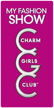 Charm Girls Club: My Fashion Show game logo