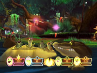 4-player multiplayer support in The Princess and the Frog for Wii