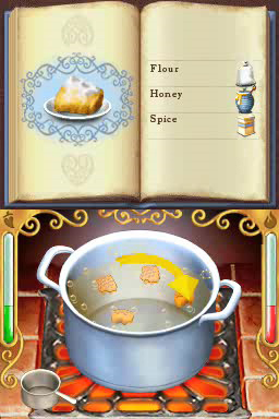New Orleans style with Tiana in The Princess and the Frog for DS/DSi