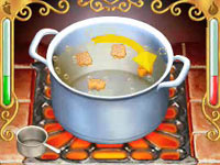 Cook New Orleans style with Tiana in The Princess and the Frog for DS/DSi