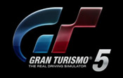 Gran Turismo 5 game logo