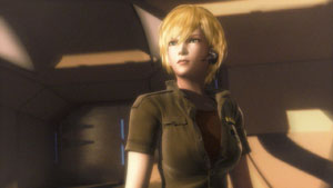 Cinetatic image of Samus Aran from Metroid: Other M