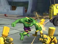 Hulk in Marvel Super Hero Squad