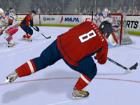 Varied controller configuration options in 'NHL 2K10'