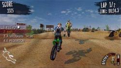 Multiplayer race in MX vs. ATV: Reflex