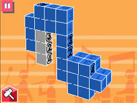 Create and share puzzles via the DS' wireless functionality in Picross 3D