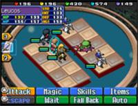 Familar RPG gameplay