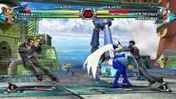 Multiplayer tag-team co-op action Tatsunoko Vs. Capcom Ultimate All-Stars