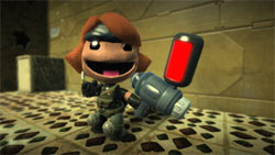 Metal Gear Solid costume pack included in LittleBigPlanet: Game of the Year Edition