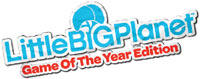 LittleBigPlanet Game of the Year Edition game logo