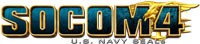 SOCOM 4: U.S. Navy SEALs game logo