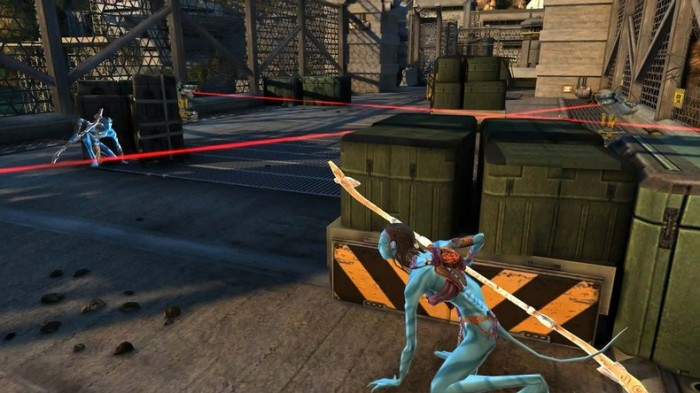 James Cameron S Avatar The Game : Amazon james cameron s avatar the game sony psp