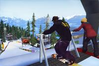Snowboard with Shaun!