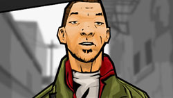 Huang Lee from Grand Theft Auto: Chinatown Wars for PSP