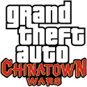 Grand Theft Auto: Chinatown Wars for PSP game logo
