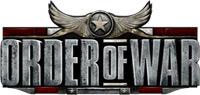 'Order of War' game logo