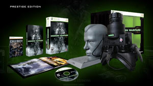 'Modern Warfare 2' Prestige Edition for Xbox 360