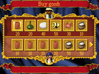 In-game marketplace in Playmobil: Pirates