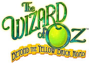 The Wizard of Oz: Beyond the Yellow Brick Road game logo