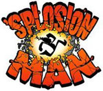 Splosion Man game logo