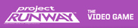 Project Runway the Video Game game logo