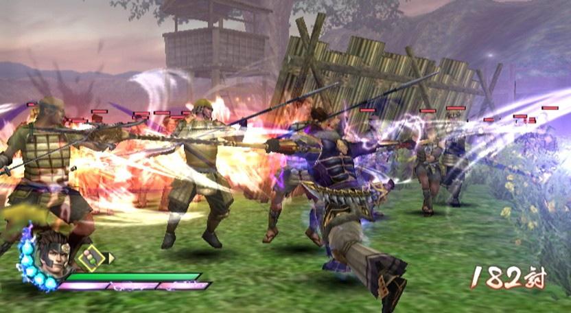 Wii] samurai warriors 3 (sengoku musou 3).
