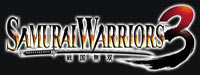 Samurai Warriors 3 game logo