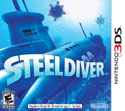 Steel Diver game box