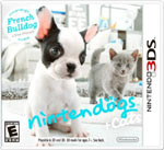Nintendogs + Cats: French Bulldog and New Friends game box