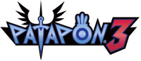 Patapon 3 game logo