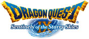 Dragon Quest IX: Sentinels of the Starry Sky game logo