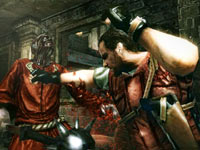 Resident Evil: Mercenaries 3D screen