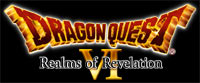Dragon Quest VI: Realms of Revelation game logo