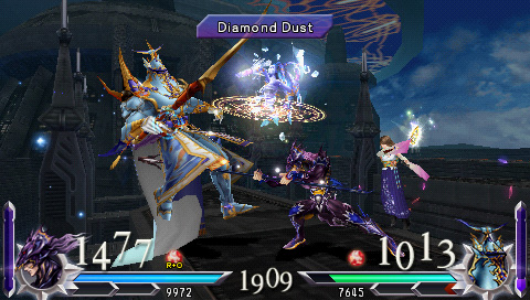 [TOP 10] Game Fighting Dengan Grafis HD Terbaik PSP 8