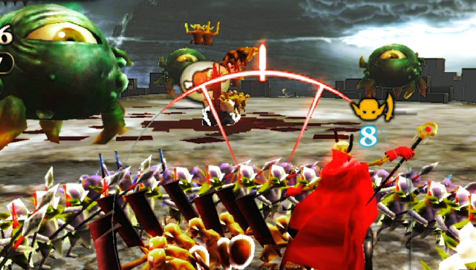 Army Corps of Hell - PlayStation Vita
