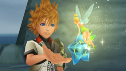 Ventus with Tinkerbell