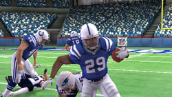 PSP Commentary screen from Madden NFL 11