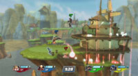 competitive multiplayer action