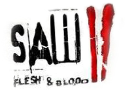 Saw II: Flesh & Blood logo