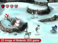 LEGO Star Wars III: The Clone Wars for 3DS screen two