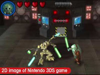 LEGO Star Wars III: The Clone Wars for 3DS screen three