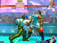 Going for the knockout in Super Street Fighter IV: 3D Edition