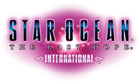 'Star Ocean: The Last Hope International' game logo