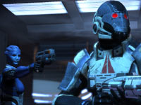 Morinth, the increasingly deadly Asari taking aim in Mass Effect 2